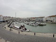 Port de St Martin-de-Ré (Poitou-Charentes)