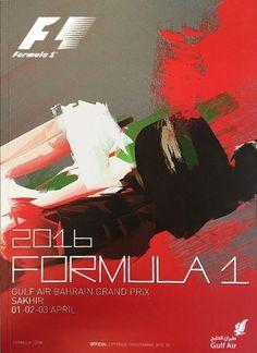 937GP - XII Bahrain Grand Prix - 2016 Formula 1 Gulf Air Bahrain Grand Prix…