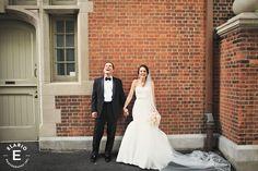 Glen Sanders Mansion Wedding Photos | Erica & Ed