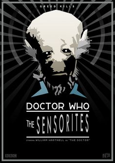 007 - Doctor Who: The Sensorites by DrFaustusAU, From the archives of the Timelords and Whovians