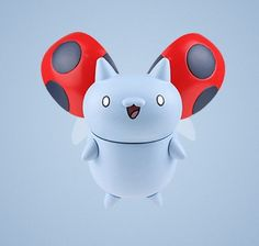 PREORDER 3A Bravest Warriors Catbug 4-inch figure