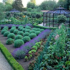 The World's Most Incredible Edible Gardens, including West Green House Museum, Hampshire, England