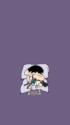 따따따따♡ : 네이버 블로그 Sinchan Wallpaper, Wallpaper Iphone Cute, Crayon Shin Chan, Cute Cartoon Wallpapers, Reality Quotes, Kawaii, Anime, Fictional Characters, Image