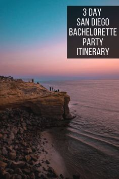 San Diego Bachelorette Party Itinerary Usa Travel Guide, Travel Usa, Solo Travel, Travel Guides, Travel Tips, Top Travel Destinations, Places To Travel, Road Trip, United States Travel
