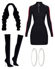 """""""Untitled #1550"""" by jwolley ❤ liked on Polyvore featuring Casadei and Roberta Chiarella"""
