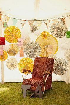 paper lanterns x