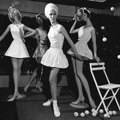 the 1950s tennis