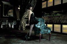Kimbra for Presence Magazine by OwenMB