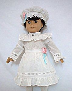 """Doll Clothes AG 18"""" Dress Samantha's Victorian Made For American Girl Dolls #Unbranded"""