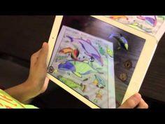 Quiver (ex Colar Mix) : du coloriage papier qui s'anime à l'écran - La Souris Grise