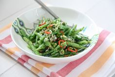 If you're in search of a tasty detox, you can be sure this captivating green bean salad will be your remedy to some internal spring cleaning. This salad of sorts can be served alone or as a side. With plenty of zest and garlic, you will neither feel deprived of taste or lacking nutrition.