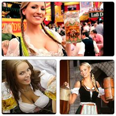Oktoberfest Whats There Not To Love Images) German Women, German Girls, Oktoberfest Outfit, German Oktoberfest, Beer Maid, I Like Beer, Beer Girl, German Beer, Beer Festival
