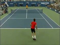 Federer vs Nole : amazing passing #classic #tennis