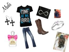 """made by madi"" by abbycriswell ❤ liked on Polyvore"