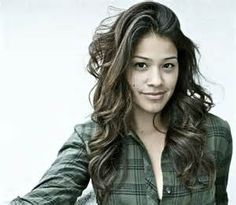 Gina Rodriguez as Piper Ramirez in DRAGON FEVER. #casting for #MatingFever