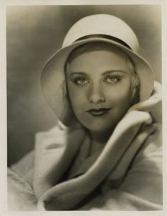 George Hurrell - Joan Marsh