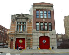 E073 FDNY Firehouses Engine 73 & Ladder 42, East Morrisania, Bronx, New York City by jag9889, via Flickr