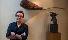 Chris Columbus is writing a New book