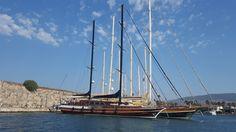 Harbor Kos island
