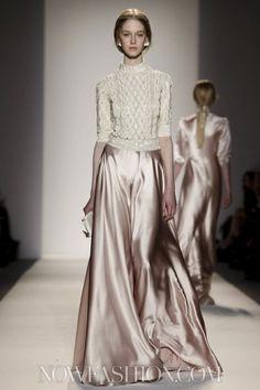 Jenny Packham Ready To Wear Fall Winter 2013 New York