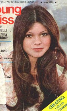 valerie bertinelli Touched By An Angel, Valerie Bertinelli, A Star Is Born, Van Halen, Beautiful Soul, Street Photography, Hair Makeup, Hair Beauty, Beautiful Hairstyles