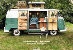 camping car rétro
