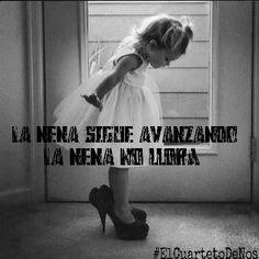 #NoLlora #ElCuartetoDeNos