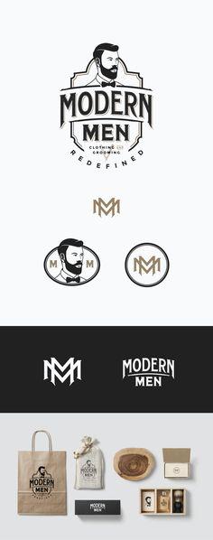 Modern Men | 99designs