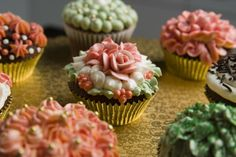 Fancy Cupcakes!
