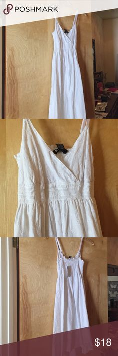 Planet Gold Summer Dress Planet Gold White Summer Dress. Brand New. Planet Gold Dresses Mini