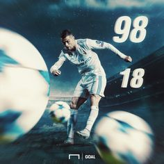 c93273416a307 Cris can t stop breaking the Records!Most goals for the same club in  history most ucl goals in calender year 18 in 2017 ( He bags a Brace as his  and goal ...