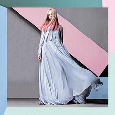 Fashion Trend: Pretty in Pastell | Harper's BAZAAR