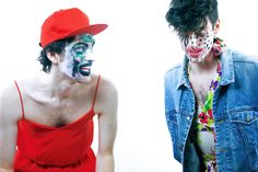"""Band To Watch: PWR BTTM + """"Hold Yer Tongue"""" (Stereogum Premiere)"""