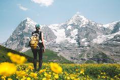 Eiger Trail Randonnée