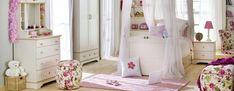 Diseño de Interiores & Arquitectura: 100 Diseños de Habitaciones para Niñas: Consejos y Fotografías (Mega-Post)