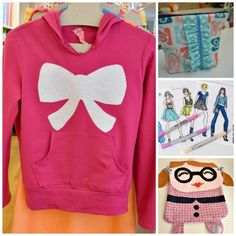 Students stylish sewing projects 2014