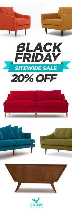 Explore Cyber Monday, Modern Furniture, And More!