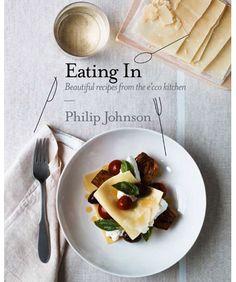 In my bookshelf - Eating In by Philip Johnson.