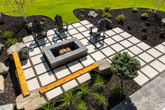 Travertine Tiles provide a more contemporary style to your backyard. Backyard Landscaping, Landscaping Ideas, Precast Concrete, Travertine Tile, Contemporary Style, Landscape, Building, Outdoor Decor, Flowers