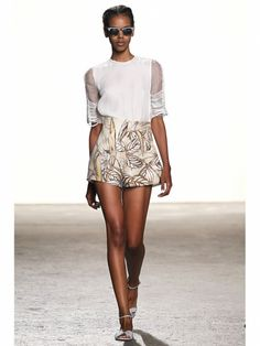 Honor collection Mercedes Benz Fashion Week Spring/Summer 2013