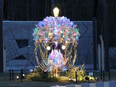 宮沢賢治童話村の森 illuminate