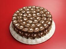 Ho-Ho cake- Make it Little Debbie's Swiss Cake Rolls and I've found my 24th Birthday Cake!!!!!