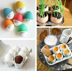 Easter Decorating ideas And certainly can't imagine Easter without Easter eggs. For interior decoration for Easter is used different decorative elements from eggs.
