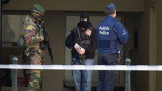 Terreurverdachte Abrini vandaag voorgeleid in Brussel | NOS
