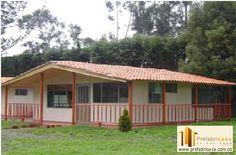 ★★★★★ Casas prefabricadas Cali Cerca de 1300 casas prefabricadas en Colombia permiten que PREFABRICASA  se presente al mercado desde la ciudad de Medellín como una empresa dedicada exclusivamente a innovar con la mejor calidad en sus materiales y los mejores precios en construcciones prefabricadas de alta calidad