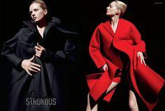Daria Strokous (The Last Magazine)