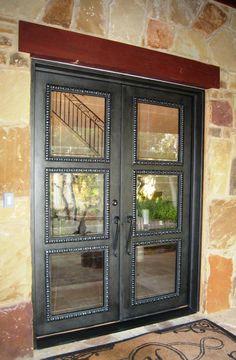 Wrought Iron Doors - Florida and Texas - Cantera Doors & Luxury Line Steel Windows \u0026 Doors Texas \u0026 Florida - Cantera Doors ... Pezcame.Com