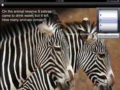iLiveMath Animals of Africa