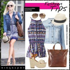 Vestido Biography- Mantra Collection #Summer #Print #Dress #Biography #Trend #LookBiography #BiographyCollection