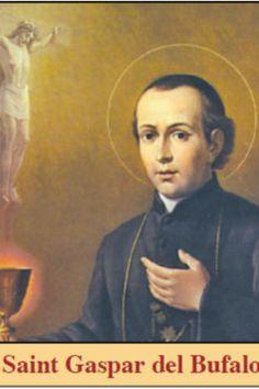 St Gaspar del Bufalo